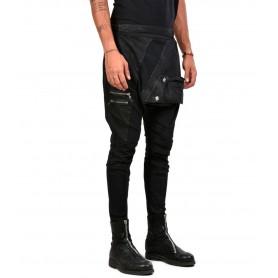 Comprar La Haine - Pantalón para Hombre Negro - 3B Necro Black