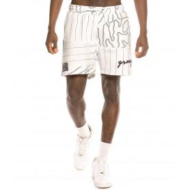 Comprar Grimey - Pantalón Corto para Hombre Blanco - 140