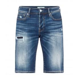 Comprar Guess - Vaquero corto para Hombre Azul - Shorts Jeans