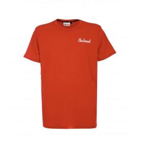 Comprar Butnot - Camiseta para Hombre Roja - Logo 3D Retro