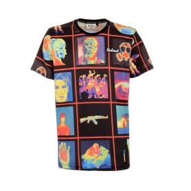 Comprar Butnot - Camiseta para Hombre Multicolor - RGB