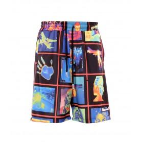 Comprar Butnot - Pantalón Corto para Hombre Multicolor - RGB