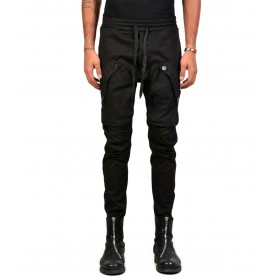 Comprar La Haine - Pantalón para Hombre Negro - 3B Mind