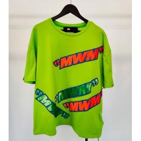 Comprar MWM - Camiseta para Hombre Verde Lima