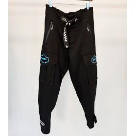 Comprar MWM - Pantalón para Hombre Negro - Cargo