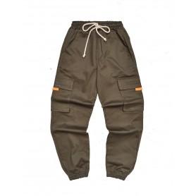 Comprar Comme Des Fuckdown - Pantalón para Hombre Khaki -