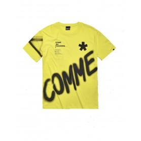 Comprar Comme Des Fucdown - Camiseta para Hombre Lima - Manga