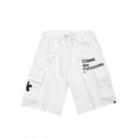Comprar Comme Des Fuckdown - Pantalón Corto para Hombre Blanco