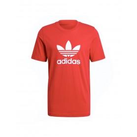 Comprar Adidas - Camiseta para Hombre Roja - Trefoil T-Shirt