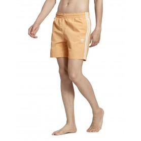 Comprar Bañador GN3525 Adidas 3-Stripe Swims Naranja