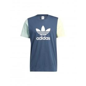 Comprar Adidas - Camiseta para Hombre Azul - Trefoil T-Shirt