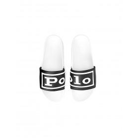 Comprar Polo Ralph Lauren - Chanclas para Hombre Blancas y