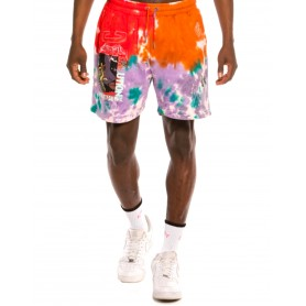 Comprar Grimey - Pantalón Corto para Hombre Multicolor -
