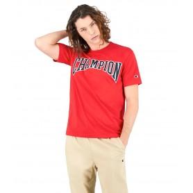 Comprar Champion - Camiseta para Hombre Rojo - Collegiate Logo