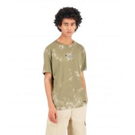 Comprar Champion - Camiseta para Hombre Verde - Tie Dye Militar