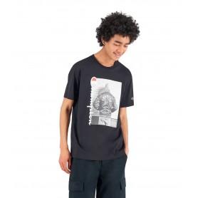 Comprar Champion - Camiseta 2para Hombre Negra - Vintage Print