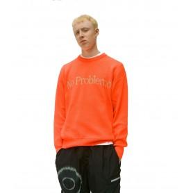 Comprar Aries - Jersey para Hombre Naranja - Space Dye No