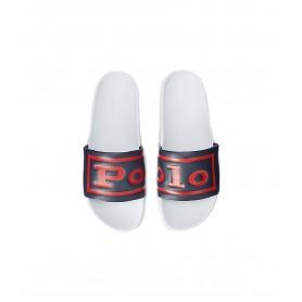 Comprar Polo Ralph Lauren - Chanclas para Hombre Blancas - Con