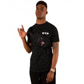 Comprar Off The Pitch - Camiseta para Hombre Negra - The Cosmic