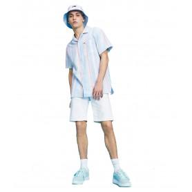 Comprar Tommy Jeans - Camisa para Hombre Multicolor TJM Stripe