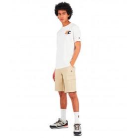 Comprar Champion - Pantalón Corto para Hombre Beige - Cargo