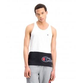 Comprar Champion - Camiseta para Hombre Blanca - Colour Block