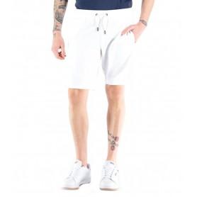 Comprar Pantalón Corto Guess Algodón Blanco