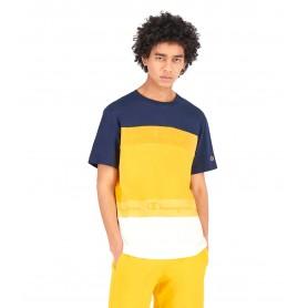 Comprar Champion - Camiseta para Hombre Amarilla - Stripe Yellow