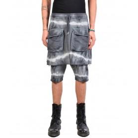 Comprar La Haine - Pantalón Corto para Hombre Gris - 3J Cauze