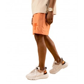 Comprar Off The Pitch - Pantalón Corto para Hombre Naranja -