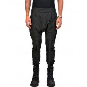 Comprar La Haine - Pantalón para Hombre Negro - 3M QUEST