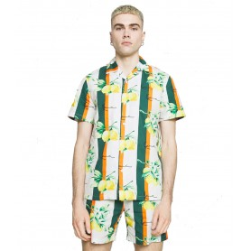 Comprar Karl Kani - Camisa para Hombre Multicolor - Chest