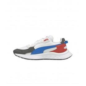Comprar Puma - Zapatillas para Hombre Blancas - Wild Rider