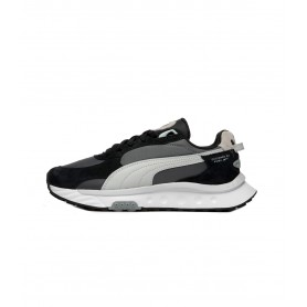 Comprar Puma - Zapatillas para Hombre Negras - Wild Rider
