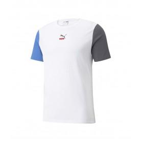 Comprar Puma - Camiseta para Hombre Blanco - CLSX Tee White