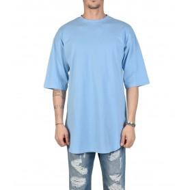 Comprar Xagon Man - Camiseta para Hombre Azul - Asymmetric Blue