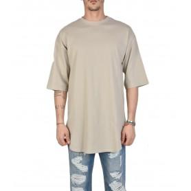 Comprar Xagon Man - Camiseta para Hombre Beige - Asymmetric