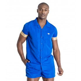 Comprar Gianni Kavanagh - Camisa para Hombre Azul - Blue