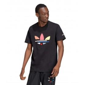 Comprar Adidas - Camiseta para Hombre Negra - ST Tee Black