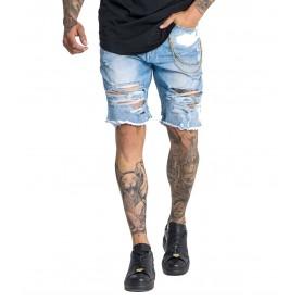 Comprar Gianni Kavanagh - Pantalón corto para Hombre Vaquero -