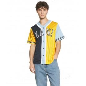 Comprar Karl Kani - Camiseta para Hombre Multicolor - College