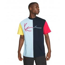 Comprar Karl Kani - Camiseta para Hombre Multicolor - Signature