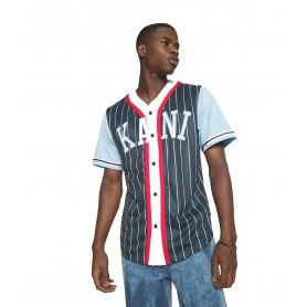 Comprar Karl Kani - Camiseta para Hombre Azul - College Block