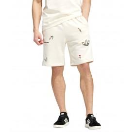 Comprar Adidas - Pantalón Corto para Hombre Beige - Floral Aop