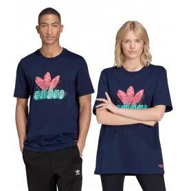 Comprar Adidas - Camiseta para Hombre Azul - Navy