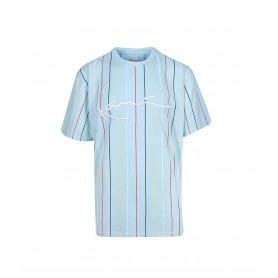 Comprar Karl Kani - Camiseta para Hombre Celeste - Signature