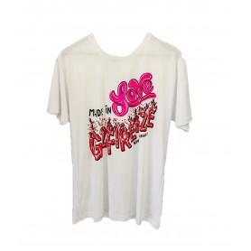 Comprar G2Firenze - Camiseta para Hombre Blanca - Drop White