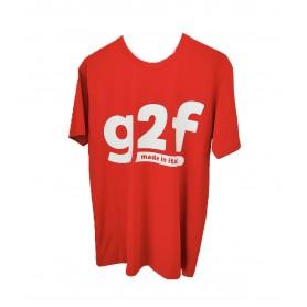 Comprar G2Firenze - Camiseta para Hombre Roja - Shirt Basic Red