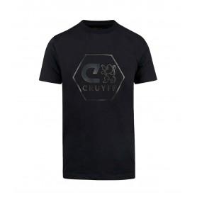Comprar Cruyff - Camiseta para hombre Negra - Herrero SS Tee