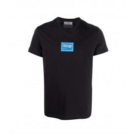 Comprar Versace Jeans Couture - Camiseta para Hombre Negra -
